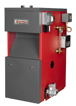 Call now to install a crown steam boiler