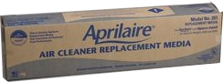 Aprilaire / Space-Guard Original High-Efficiency Filters Sold by Central Comfort, Inc.