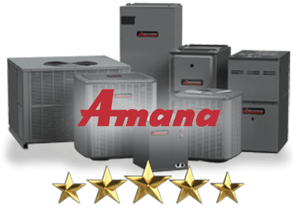 Get your Amana Air Conditioner units service done in Lake Hopatcong NJ by Central Comfort, Inc.