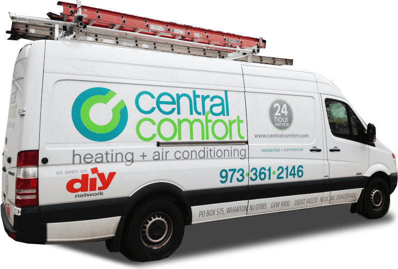 Leave the maintenance stress to our technicians on your next Air Conditioning service in Roxbury NJ