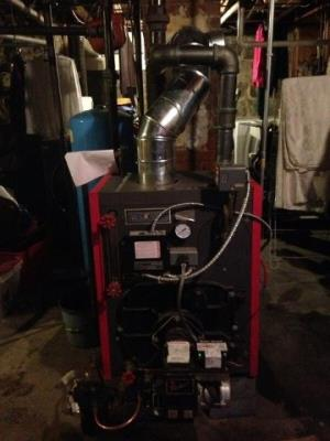 Crown Steam Boiler Replacement