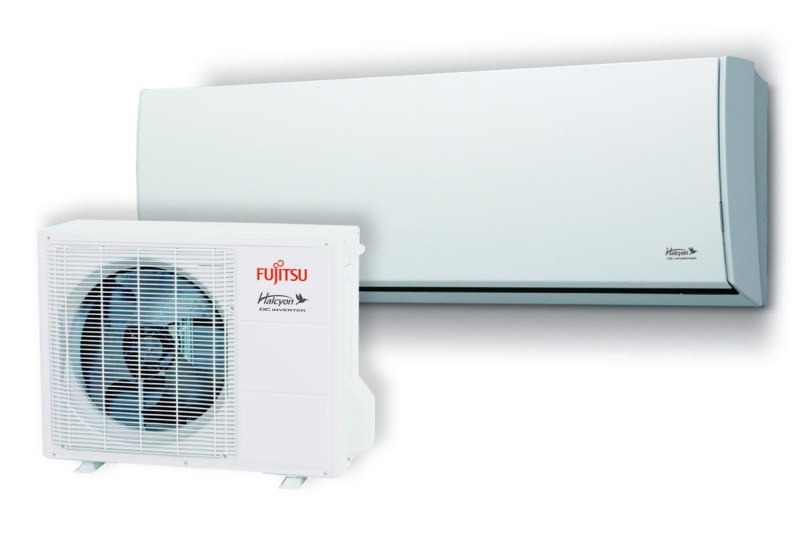 Call now for a Fujitsu Ductless split system