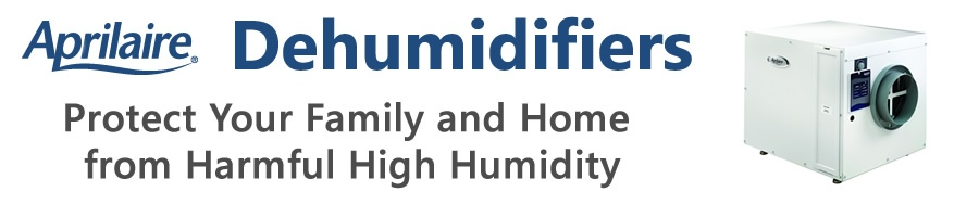 Call now to have a dehumidifier installed