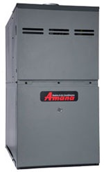 Call us to repair/install an Amana Furnace