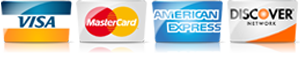 For AC in Jefferson NJ, we accept most major credit cards.